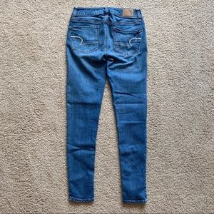 American Eagle Outfitters Jeans - AE Super Stretch Jegging Size 0 Short